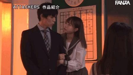 【GG扑克】同学下毒手!松本いちか黒人解禁!