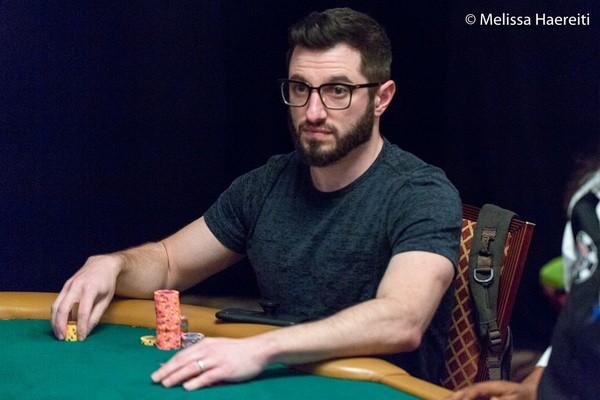 【GG扑克】Brandon Adams居然提前认输