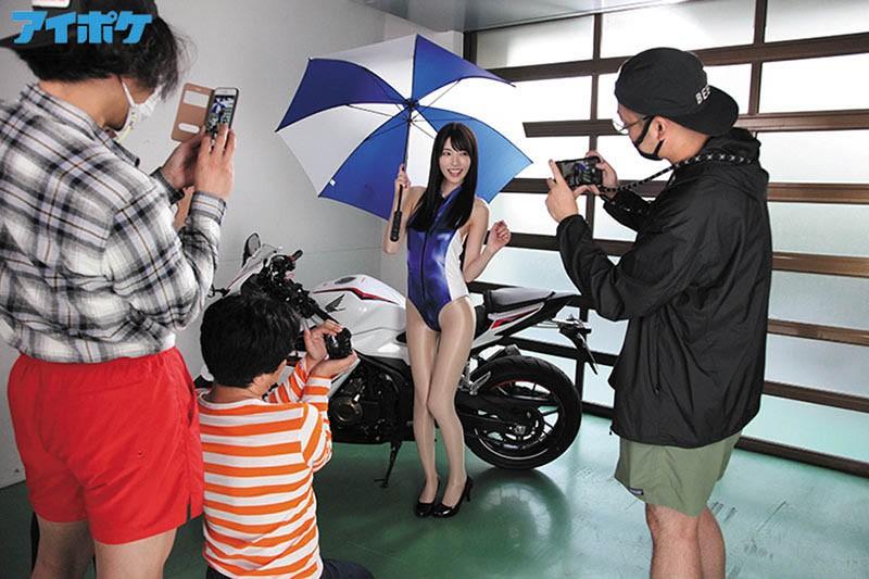 "【GG扑克】业界黑暗面!长腿赛车女郎""枫カレン""沦为工具,老板、经纪、摄影师通通玩一轮!"