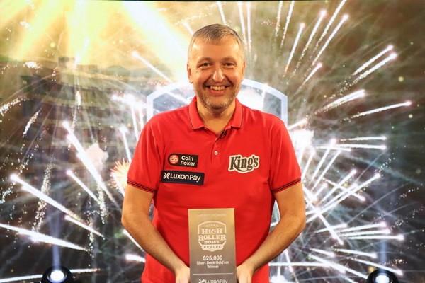 【GG扑克】四天两冠!Tony G再次获得短牌锦标赛冠军