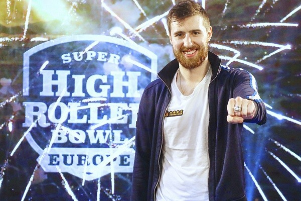 【GG扑克】Wiktor Malinowski赢得超级碗豪客赛欧洲站主赛冠军