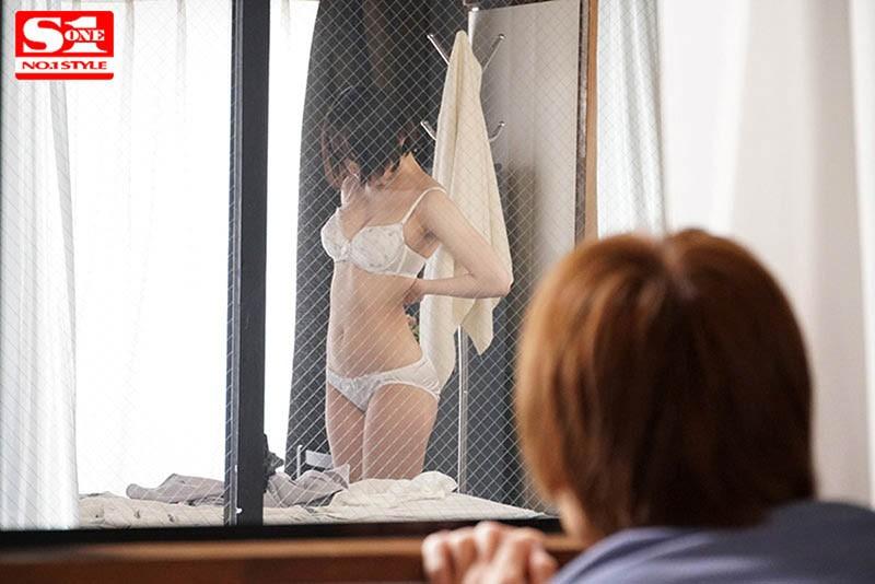 【GG扑克】架乃ゆら(架乃由罗)SSNI-184:新婚嫩妻隔着窗户挑逗邻居。