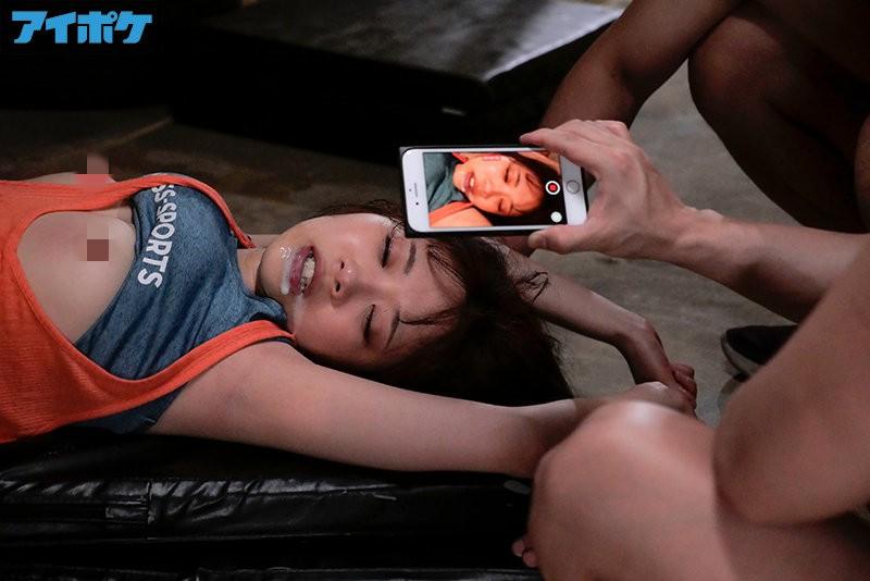 "【GG扑克】IPX-721:格斗少女""二叶エマ(二叶惠麻) ""遭下药被手下败将多人强上!"