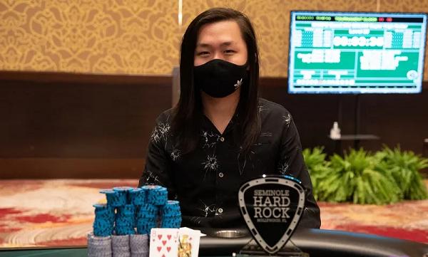 【GG扑克】20岁的美籍华人在豪客赛展露头角!