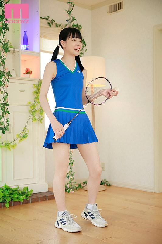 【GG扑克】爱运动的美少女不会变坏!打羽毛球的她是性爱天才!